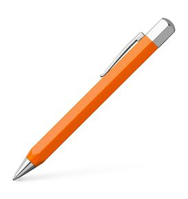 Faber-Castell - Ballpoint pen Ondoro precious resin orange