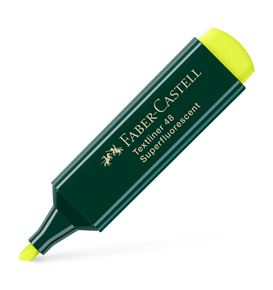 Faber-Castell - Textliner 48 Superfluorescent, yellow